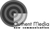 Logo authent media
